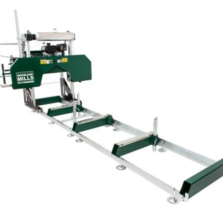 HM130 Portable Sawmill