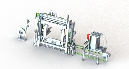 Stacking and Packaging Plants