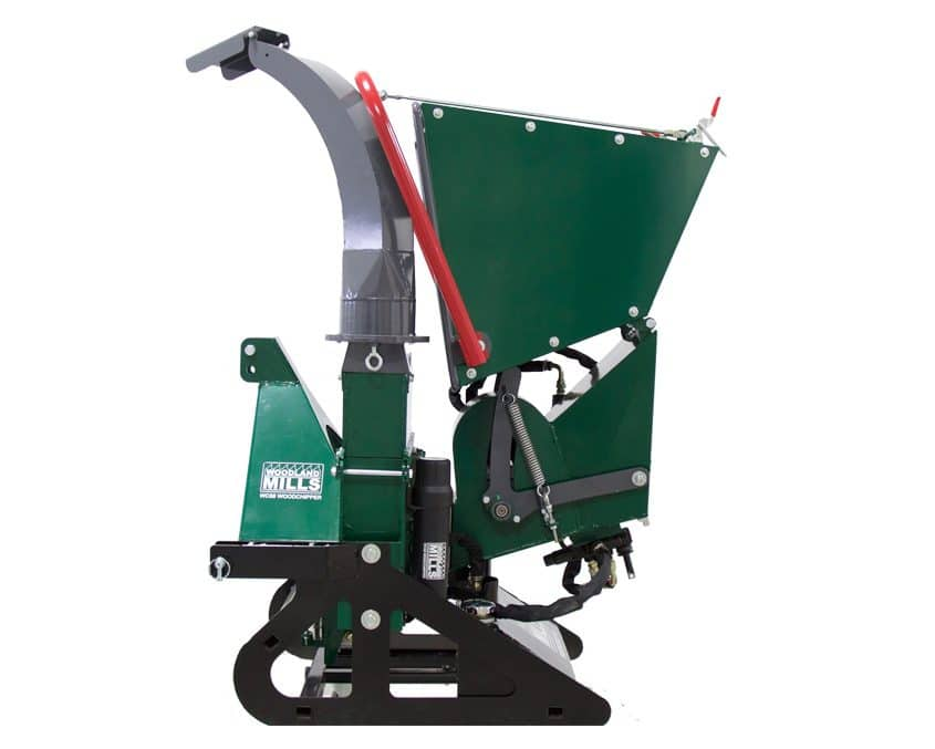 "WC68 6"" PTO Wood Chipper"