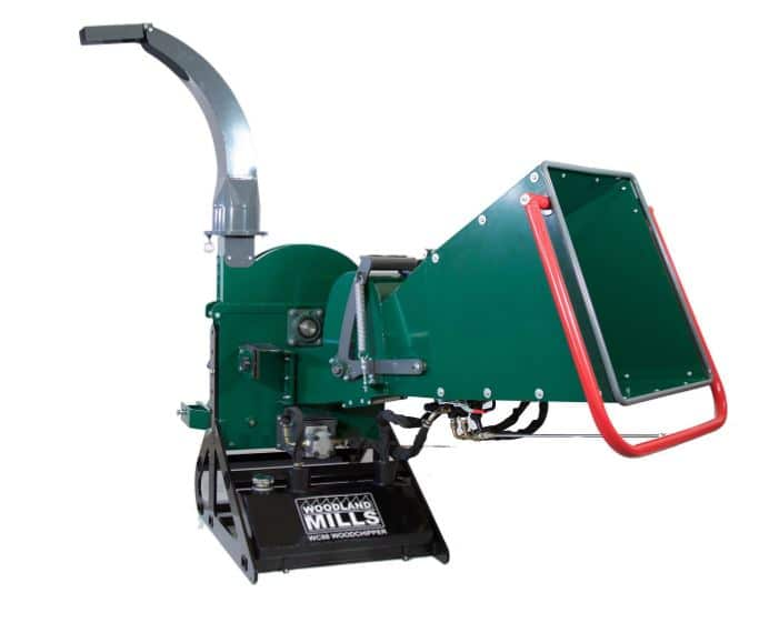 "WC88 8"" PTO Wood Chipper"