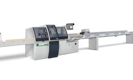Cross Cut Machines