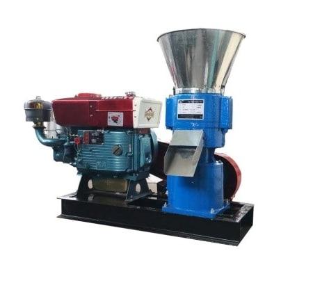 Diesel Pellet Mills